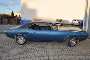 Dodge Challenger vor der Restauration